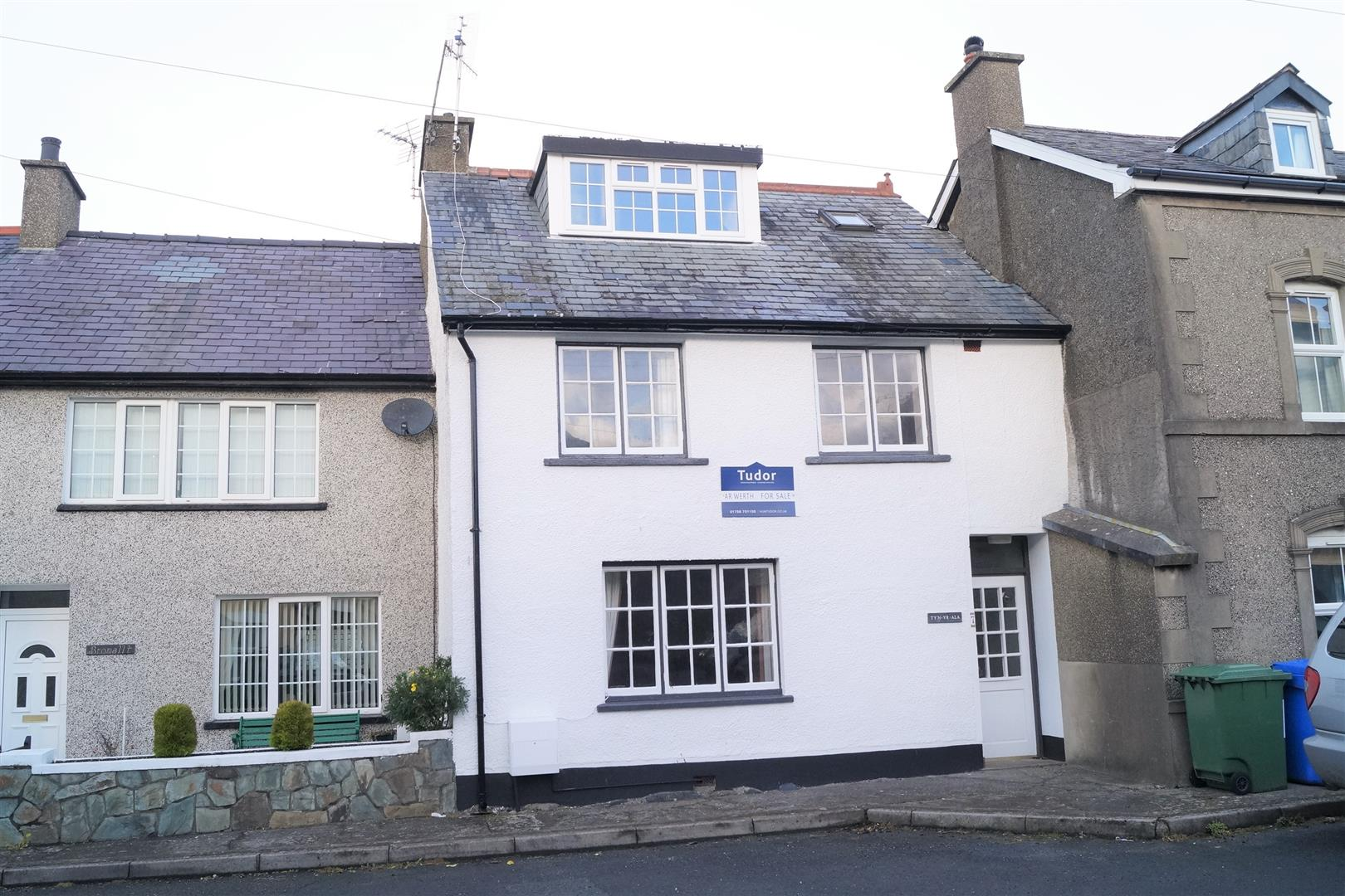 7 Castle Square, Criccieth - £225,000/Offers in excess of